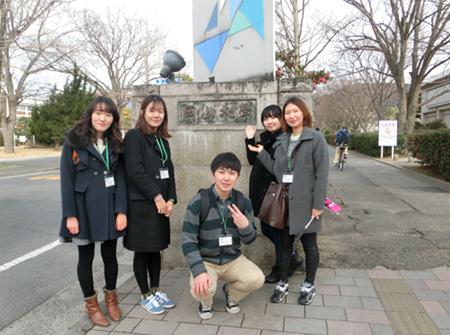 岡山大学正門